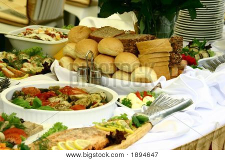 Catering'S Food