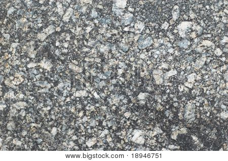 gray marble plate background. textured material.