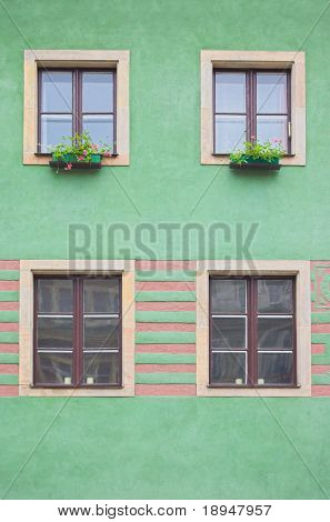 Compositon of windows