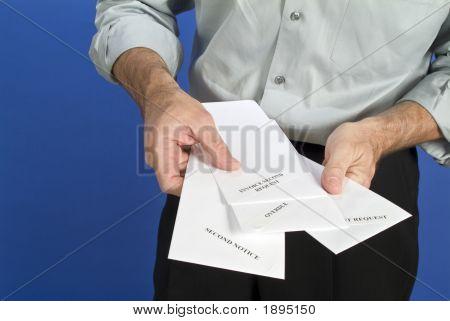 Unpaid Bills