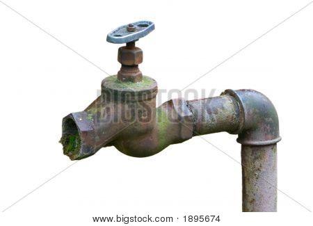 Vintage Hydrant