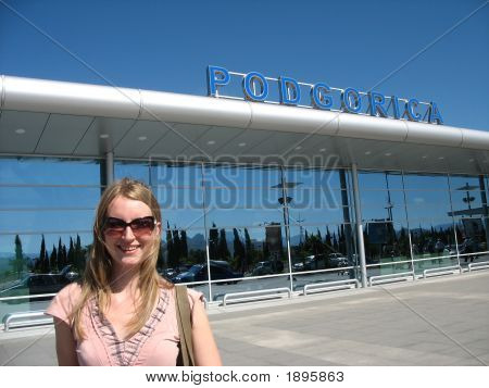 Girl In Podgorica