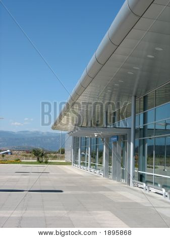 Airport In Podgorica