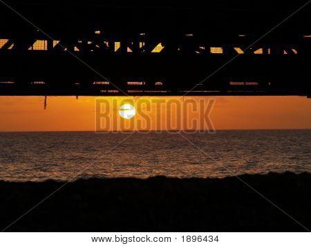 Pier Sunrise 4