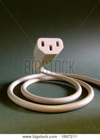 Electronics Power Cable 'B'