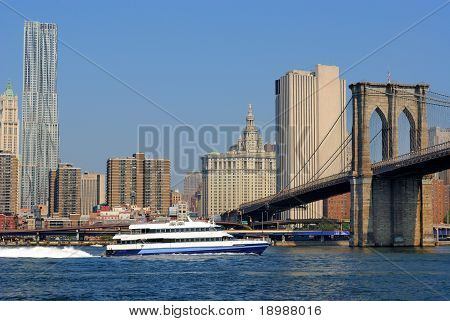 River Cruise On The East River