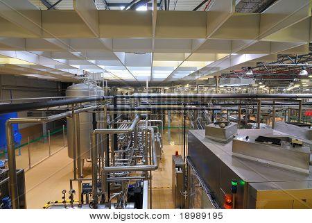Pilsner Urquell Bottling Plant