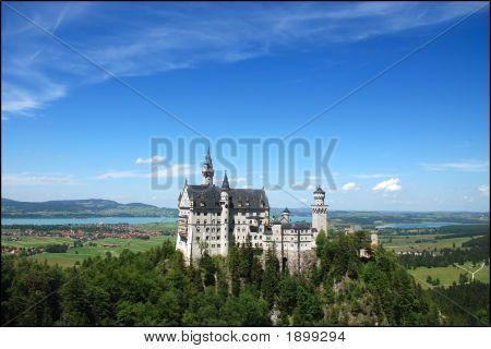 Nueschwanstein Castle