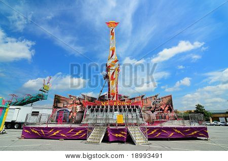 Ali Baba Amusement Ride