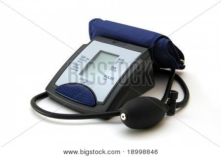 Digital Blood Pressure measurer.