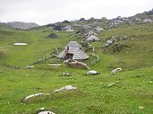 pic of velika  - Mountain village - JPG