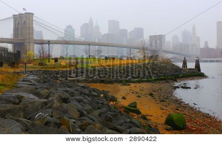 Brooklyn Bridge- Shorefront