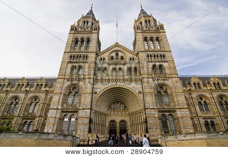 Natural History Museum at London