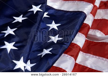 Stars and Stripes - Betsy Ross Original 13 colonies flag