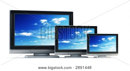 Set Of Plasma Tv