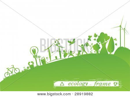 ecology frame