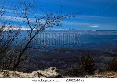 View Of The Mount Elbrus