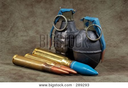 Bullets And Grenades