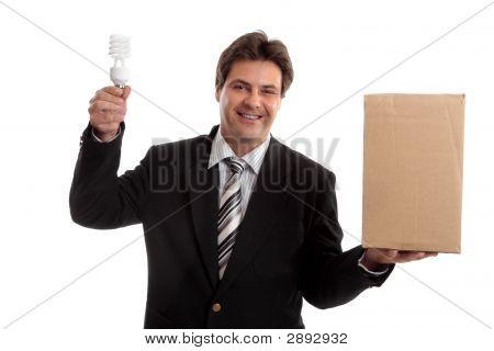 Negócios - pensar fora da caixa