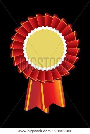 Award Seal Rosette