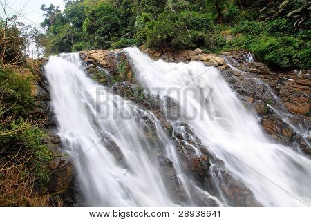 Waterfall in India