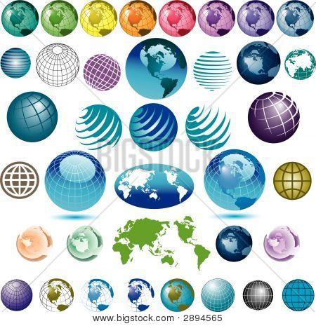 38 Globes