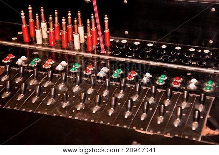 Antigo central telefónica