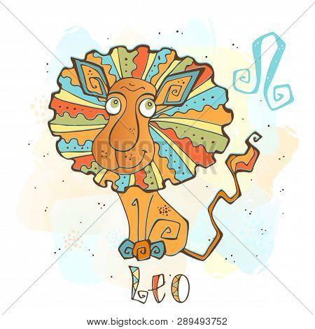 Childrens Horoscope Icon Zodiac For