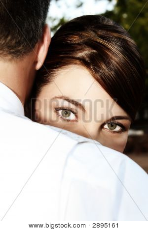 Bridal Eyes With Effect