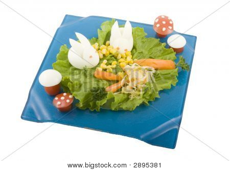 Salad For Kids