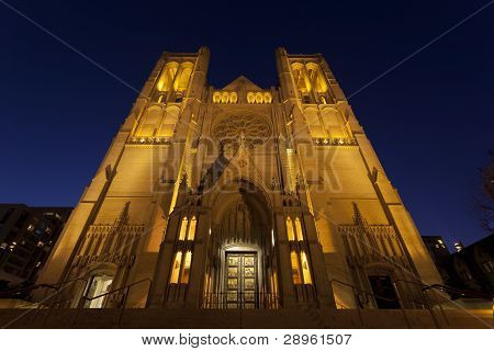 Grace Cathedral, San Francisco
