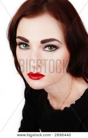 glamourösen-Schönheit