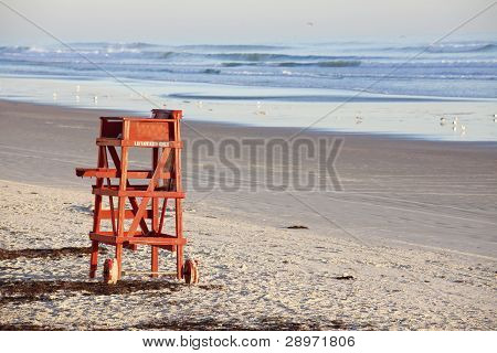 Lifeguard Seat