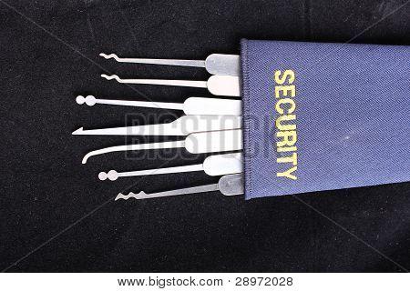 Lockpicks