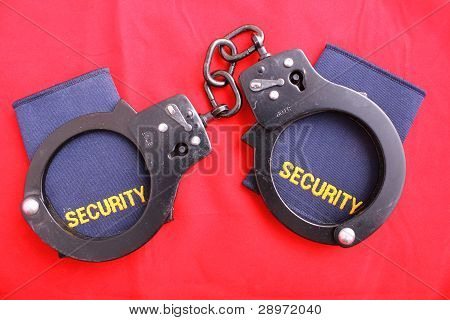 Handcuffs for security