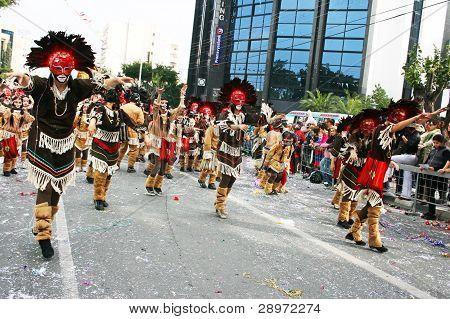 Carnival In Cyprus