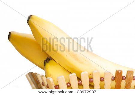 Bananas in the punnet