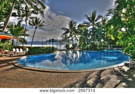 Poolside On Daydream Island