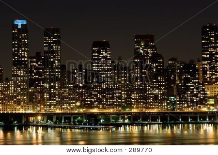 Manhattans East Side