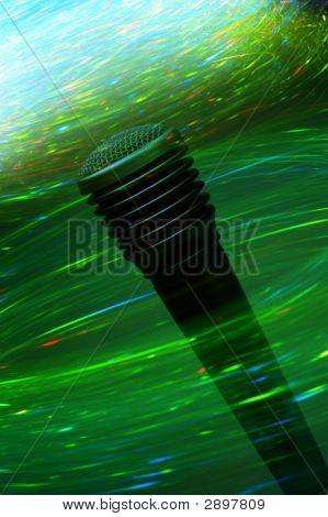 Electrifying Microphone