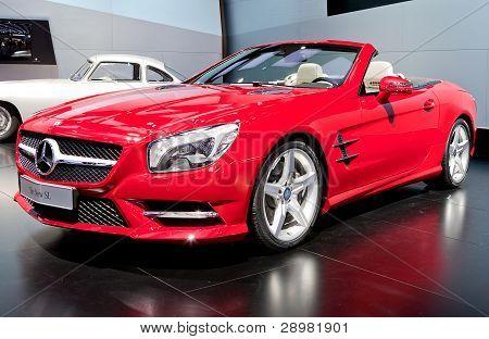 Mercedes Sl 2012 Naias