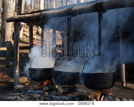 Boiling Cauldrons