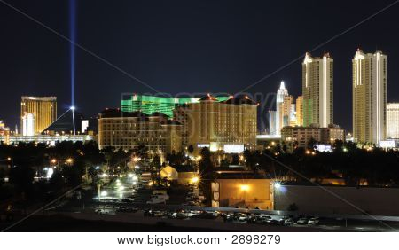 Stock photo : Las Vegas Skyline