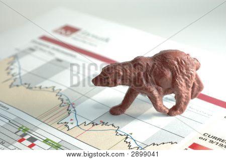 Mercado de urso