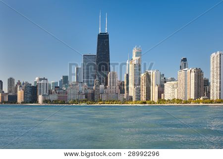 View Of The Chicago