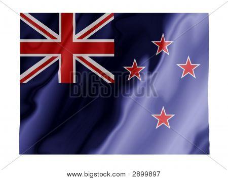 New Zealand Fluttering