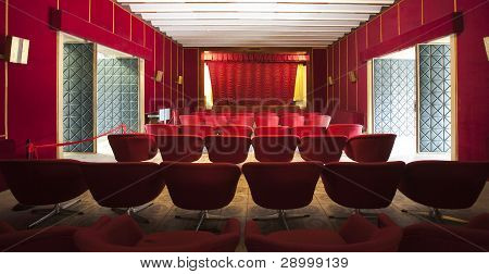 Theater Interieur
