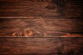 Wood Plank Background, Tinting. Grunge Material. Wall Made Of Wooden Planks. Wooden Floor Board poster