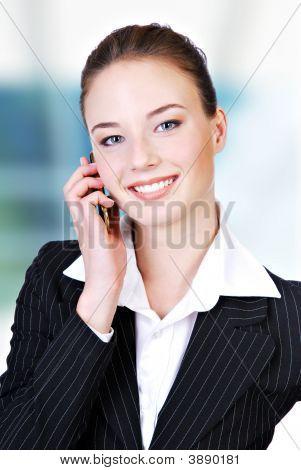 Telefonista lindo