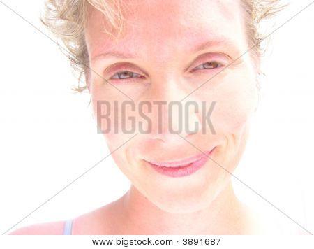 Smiling Woman 01